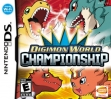 Logo Emulateurs Digimon World Championship